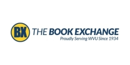 The Book Exchange coupon