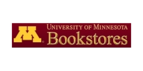 University of Minnesota Bookstore coupon