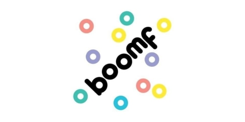 Boomf coupon