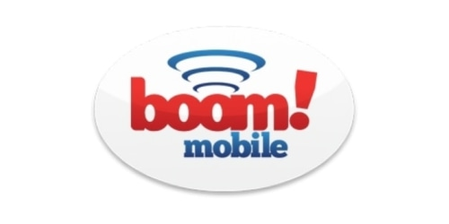 Boom! Mobile coupon
