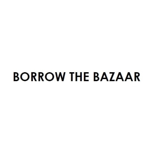Borrow The Bazaar