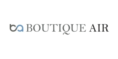 Boutique Air coupon