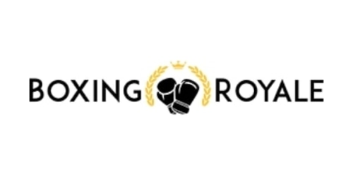 Boxing Royale coupon