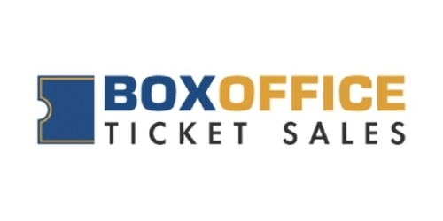 Box Office Ticket Sales coupon