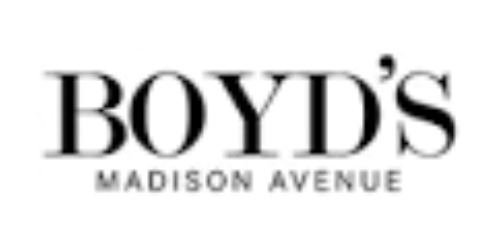 Boyd's Madison Avenue coupons