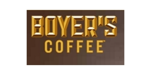 Boyer's Coffee coupon