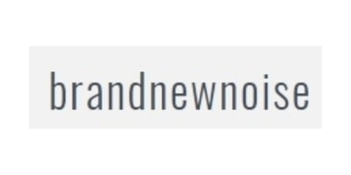 BrandNewNoise coupon