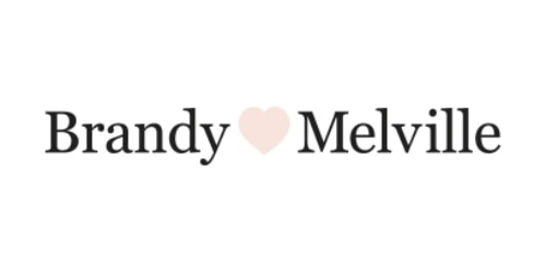 Brandy Melville coupon