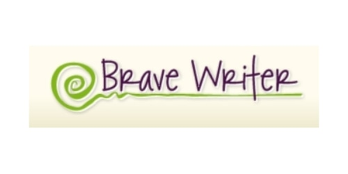 Brave Writer coupon