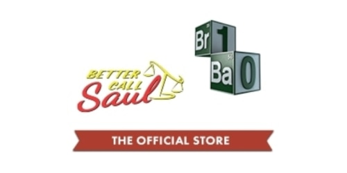Breaking Bad Store coupon