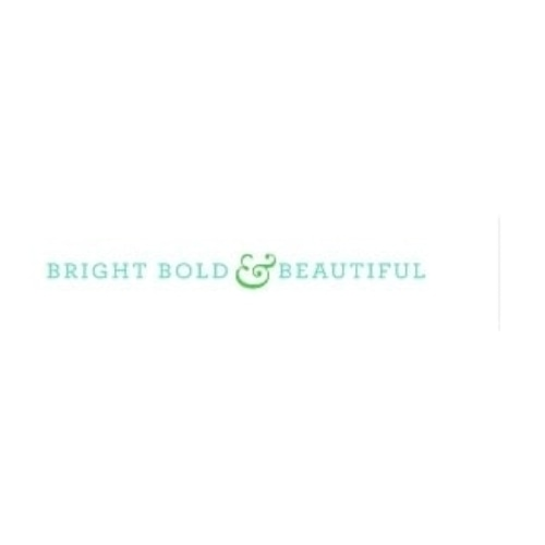 Bright Bold and Beautiful