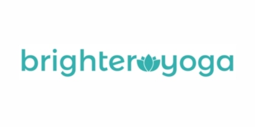 Brighter Yoga coupon