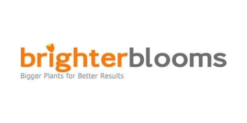 BrighterBlooms.com coupon