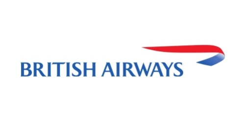 British Airways coupon