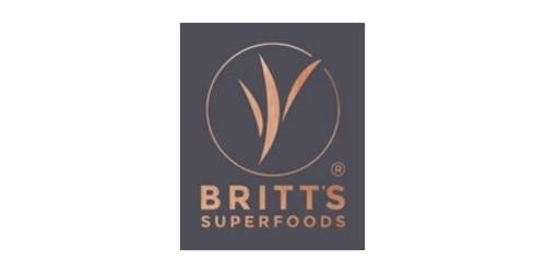 Britts Superfoods coupon