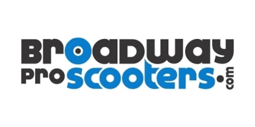 Broadway Pro Scooters coupon