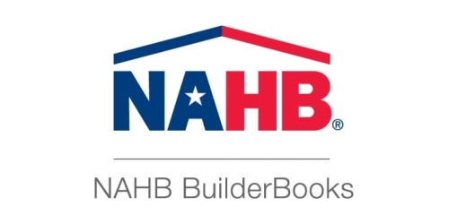 NAHB BuilderBooks coupon