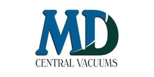 MD Central Vacuum coupon