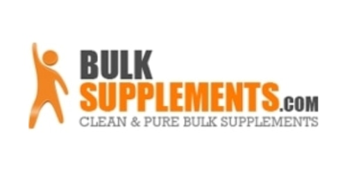 BulkSupplements.com coupon