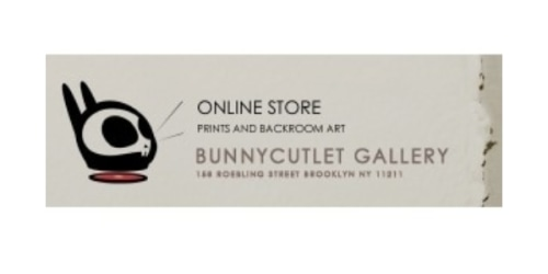 Bunnycutlet Gallery coupon