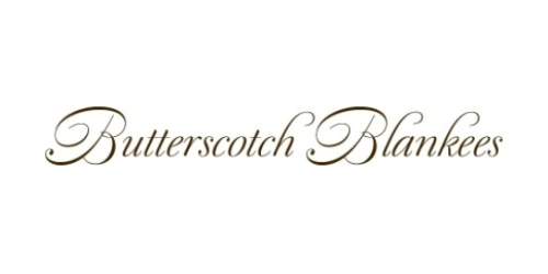 Butterscotch Blankees coupon