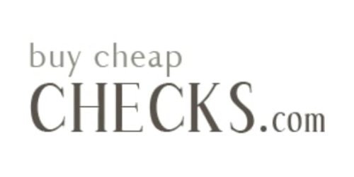 Buy Cheap Checks coupon