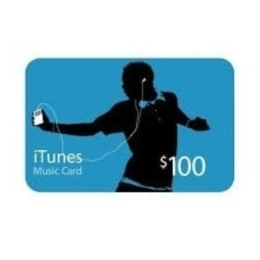 US iTunes Gift Card