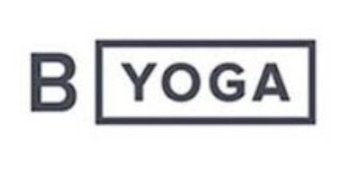 B Yoga coupon