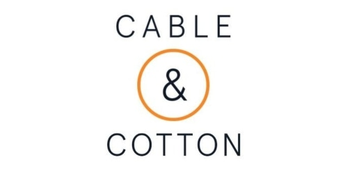 Cable & Cotton coupon