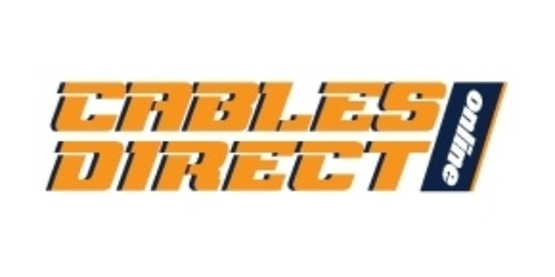 Cables Direct Online coupon