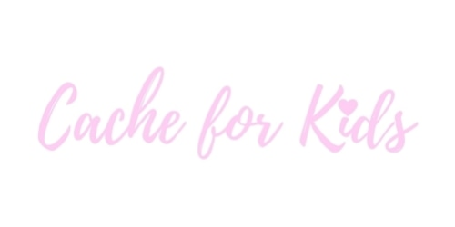 Cache for Kids coupon