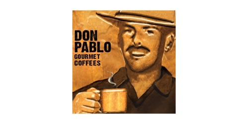 Don Pablo Coffee Growers & Roasters coupon