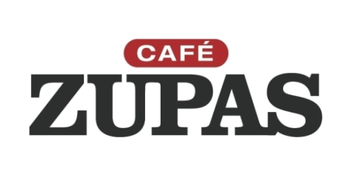 Cafe Zupas coupon