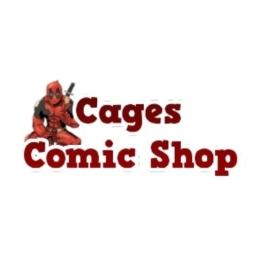 Cages Comic Shop