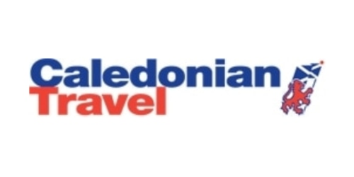 Caledonian Travel coupon