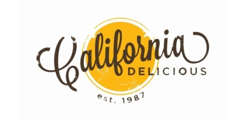 California Delicious coupon