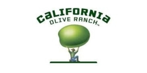 California Olive Ranch coupon