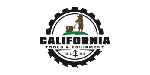 California Tools And Equipment coupon
