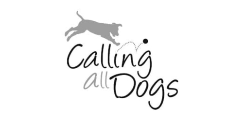 Calling All Dogs coupon