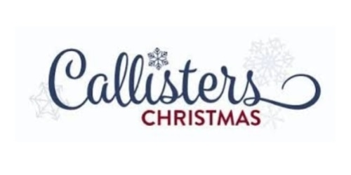 Callisters Christmas coupon