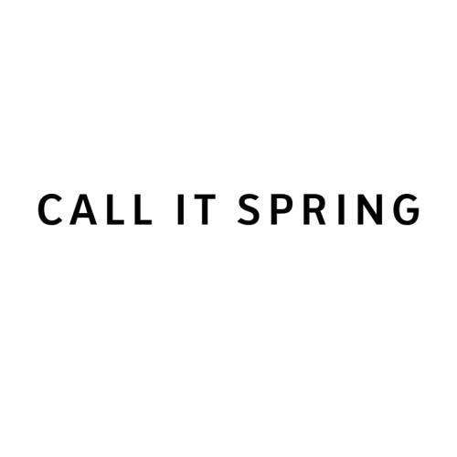 call it spring free shipping coupon code