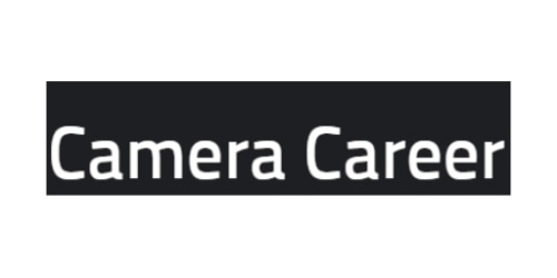 Camera Career coupon