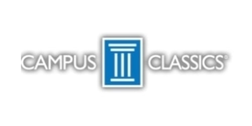 Campus Classics coupon