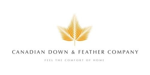 Canadian Down and Feather coupon