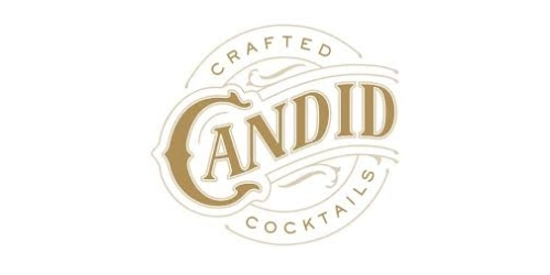 Candid Cocktails coupon