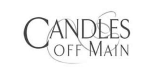 Candles Off Main coupon
