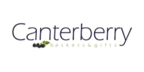Canterberry Gifts coupon