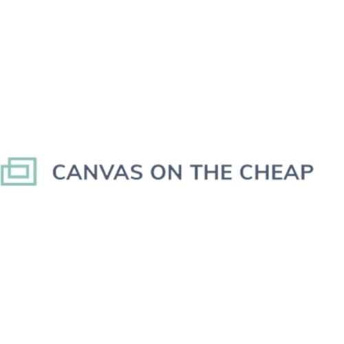 Canvas On The Cheap
