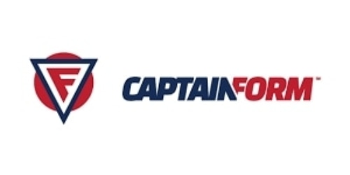 Captain Form coupon
