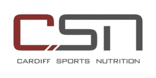 Cardiff Sports Nutrition coupon
